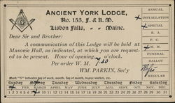 Ancient York Lodge No. 155, F&AM