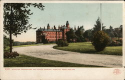 Western Promenade and Maine General Hospital