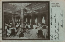 Dining Room, Hotel Downey