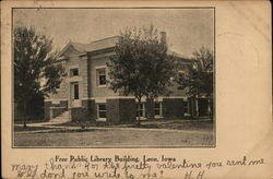 Free Public Library Building