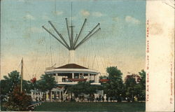 The Air Ship, Willow Grove Park