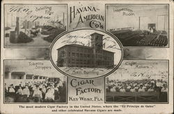 Havana-American Co.'s Cigar Factory