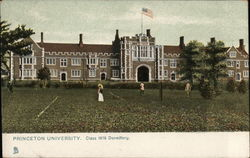 Class of 1879 Dormitory, Princeton University Postcard