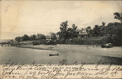 Another View of the Bluff Postcard