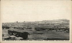 U.S. National Army Cantonment, Camp Dodge