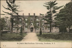 St. John's Hall-Fordham University