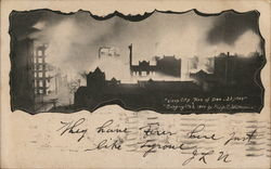 Sioux City Fire of Dec. 23, 1909