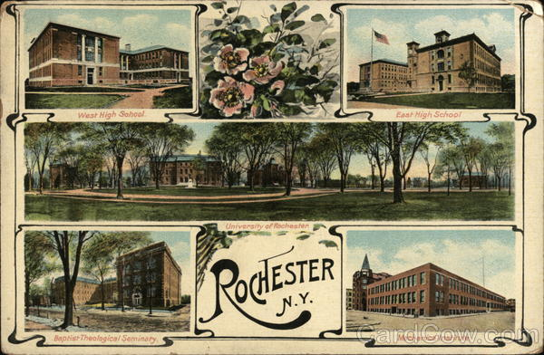 Schools in Rochester New York