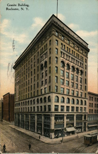 Granite Building Rochester New York