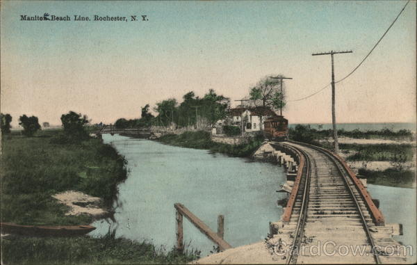 Manitou Beach Line Rochester New York