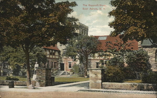 The Roycroft Shop East Aurora New York