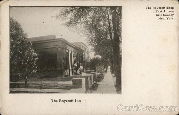 The Roycroft Shop East Aurora New York
