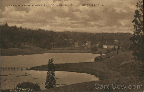 Lake Scarsdale Golf and Country Club Hartsdale New York