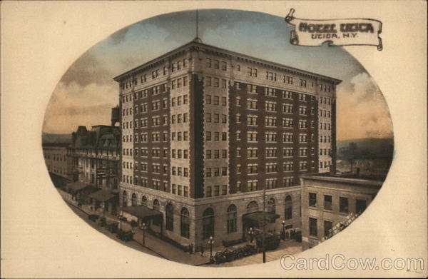 Hotel Utica New York