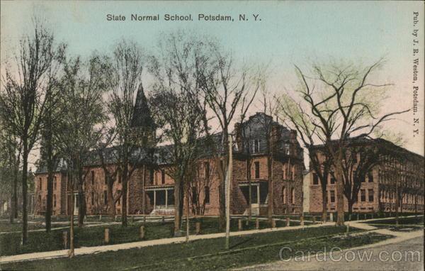 State Normal School Potsdam New York