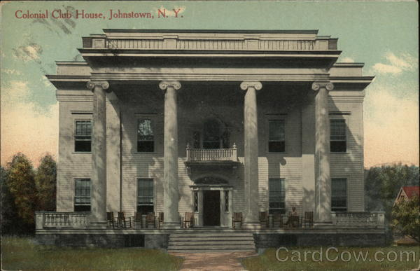 Colonial Club House Johnstown New York