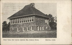 West View, New South Chippins Hill School House.