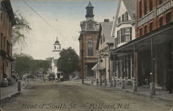 Head of South St. Postcard