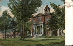 Hawthorne Hall, Bates College