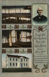 Rocky Hill Meeting House Postcard