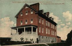 Carroll Manor