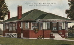 Bungalow at Illinois State Fair