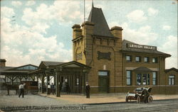 Lehigh Valley R.R. Passenger Station