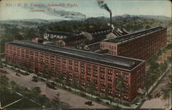 H.H. Franklin Automobile Works