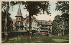 The Sacamore on Lake George