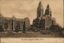 The State Hospital