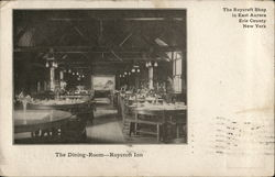 The Dining Room - Roycroft Inn