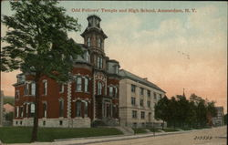 Odd Fellows' Temple and High School