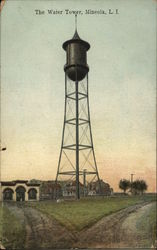 The Water Tower, Mineola