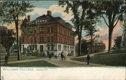 Hopkins Hall, Williams College Postcard