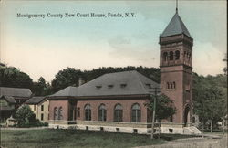 Montgomery County New Court House