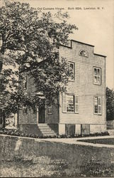 The Old Customs House, Built in 1824