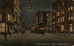 Third Street by Night