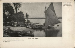 Camp Dudley, Westport On Lake Champlain