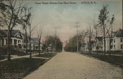 Upper Sunset Avenue, Fron Shaw Street