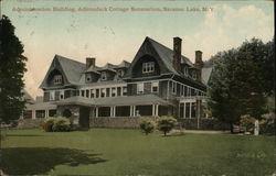 Administration Building, Adirondack Cottage Sanatarium