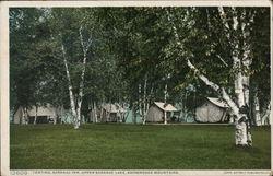Tenting, Saranac Inn