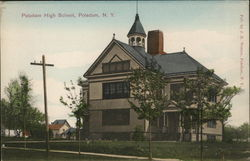 Potsdam High School Postcard