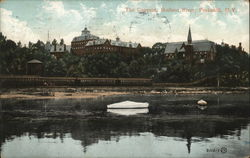 The Convent, Hudson River
