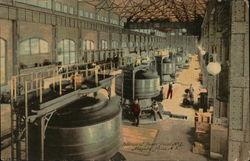 Interior of Power Plant No. 1