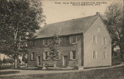 The Old Brick Meeting House