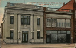 Farmers' National Bank and O'Neil and Hale Block