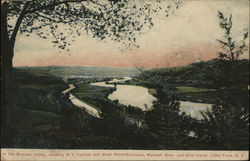 In the Mohawk Valley Postcard