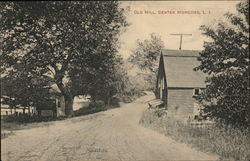 Old Mill Center, Moriches