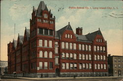 Public School No. 1, Long Island City, L.I.