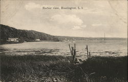 Harbor View, Huntington, Long Island